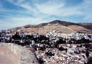 アルカサバからの眺め