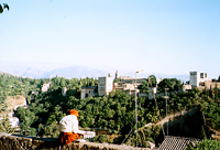 アルバイシンの丘