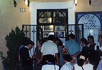 ロス・ガジョス(losgallos)の入り口の様子